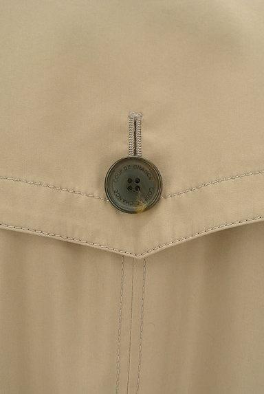 COUP DE CHANCE(クードシャンス)の古着「ライナー付ファー襟トレンチコート(トレンチコート)」大画像5へ