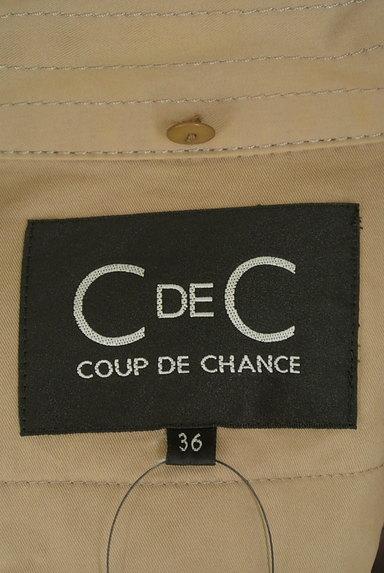 COUP DE CHANCE(クードシャンス)の古着「ライナー付ファー襟トレンチコート(トレンチコート)」大画像6へ