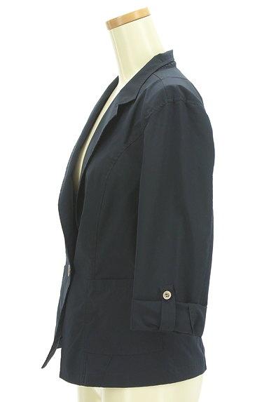 COUP DE CHANCE(クードシャンス)の古着「軽やかテーラードジャケット(ジャケット)」大画像3へ