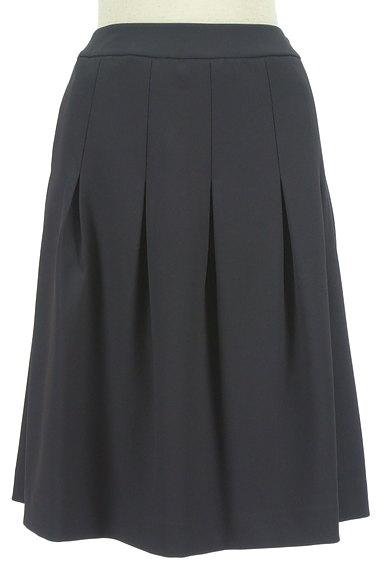 TO BE CHIC(トゥービーシック)の古着「大人のタックフレアスカート(スカート)」大画像1へ