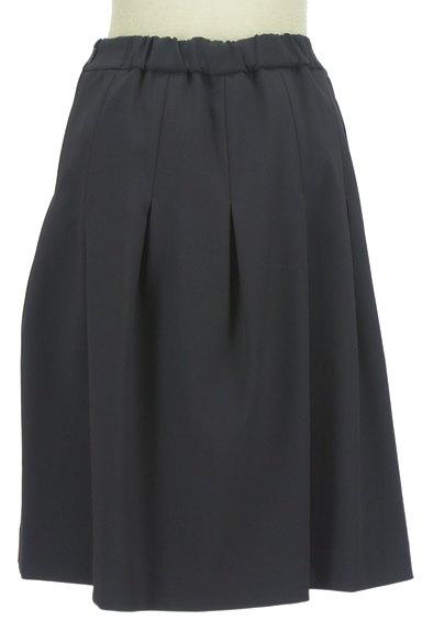 TO BE CHIC(トゥービーシック)の古着「大人のタックフレアスカート(スカート)」大画像2へ