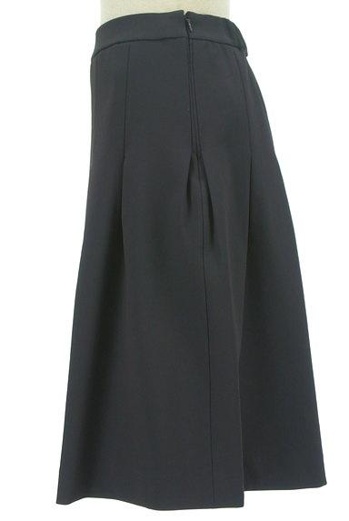 TO BE CHIC(トゥービーシック)の古着「大人のタックフレアスカート(スカート)」大画像3へ