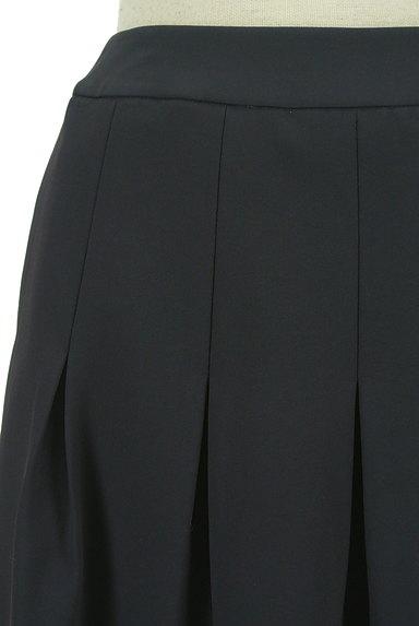 TO BE CHIC(トゥービーシック)の古着「大人のタックフレアスカート(スカート)」大画像4へ