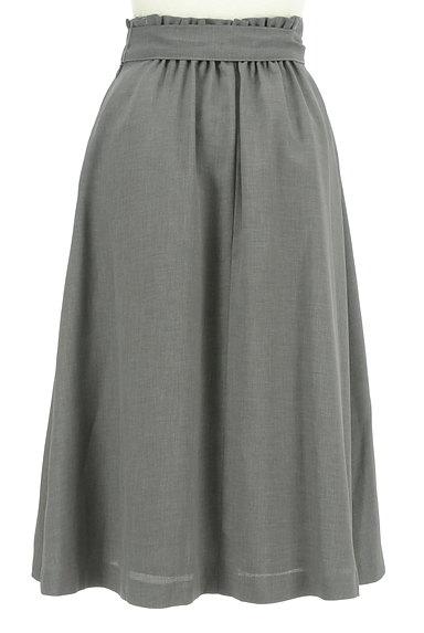 KarL Park Lane(カールパークレーン)の古着「ハイウエストリボンスカート(ロングスカート・マキシスカート)」大画像2へ