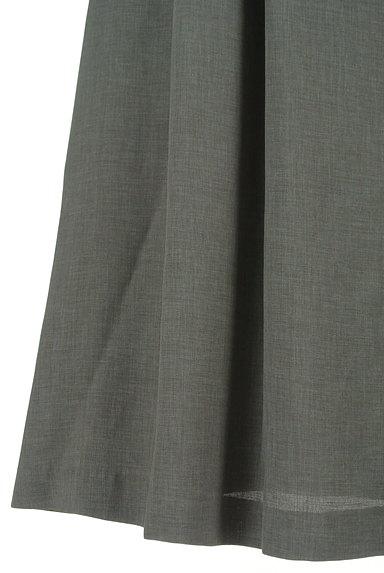 KarL Park Lane(カールパークレーン)の古着「ハイウエストリボンスカート(ロングスカート・マキシスカート)」大画像5へ