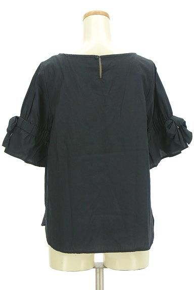 KarL Park Lane(カールパークレーン)の古着「切替リボン袖カットソー(カットソー・プルオーバー)」大画像2へ