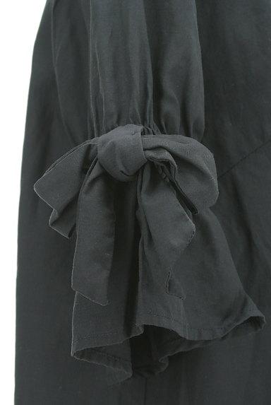 KarL Park Lane(カールパークレーン)の古着「切替リボン袖カットソー(カットソー・プルオーバー)」大画像4へ