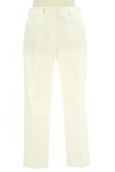 KarL Park Lane(カールパークレーン)の古着「涼し気なホワイトクロップドパンツ(パンツ)」大画像1へ