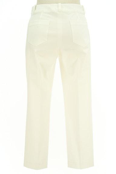 KarL Park Lane(カールパークレーン)の古着「涼し気なホワイトクロップドパンツ(パンツ)」大画像2へ