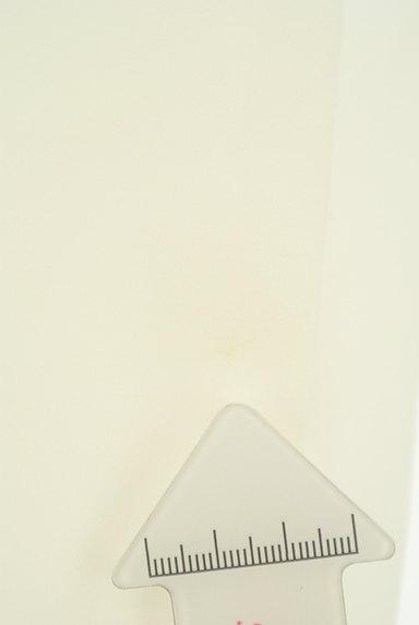 KarL Park Lane(カールパークレーン)の古着「涼し気なホワイトクロップドパンツ(パンツ)」大画像5へ