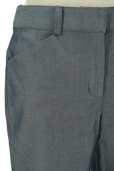 KarL Park Lane(カールパークレーン)の古着「艶めくダンガリーアンクルパンツ(パンツ)」大画像4へ