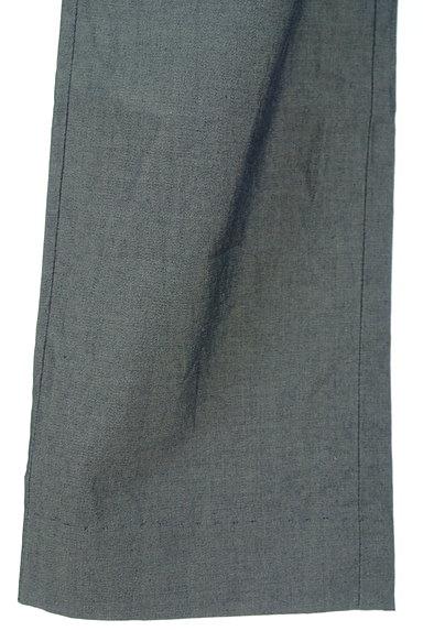 KarL Park Lane(カールパークレーン)の古着「艶めくダンガリーアンクルパンツ(パンツ)」大画像5へ