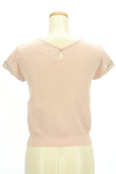 LAISSE PASSE(レッセパッセ)の古着「袖ビジューフレンチニット(ニット)」大画像2へ
