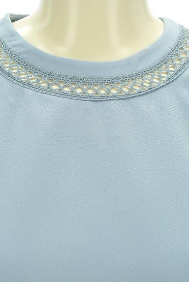 Rirandture(リランドチュール)の古着「プリーツシフォン袖ワンピース(ワンピース・チュニック)」大画像4へ