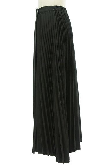 MOUSSY(マウジー)の古着「サイドプリーツロングスカート(ロングスカート・マキシスカート)」大画像3へ