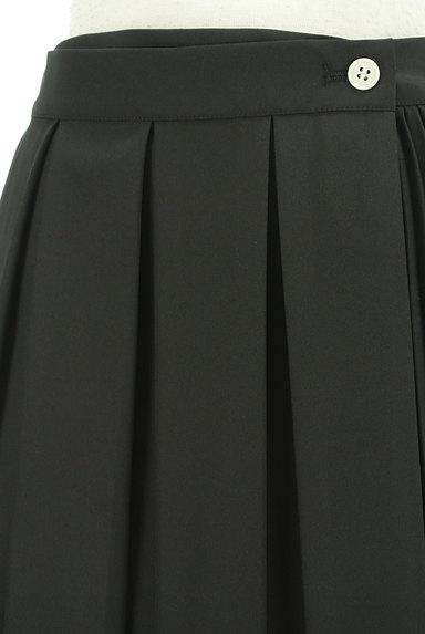 MOUSSY(マウジー)の古着「サイドプリーツロングスカート(ロングスカート・マキシスカート)」大画像4へ