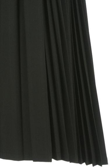 MOUSSY(マウジー)の古着「サイドプリーツロングスカート(ロングスカート・マキシスカート)」大画像5へ