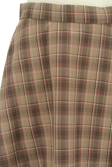 MOUSSY(マウジー)の古着「変形裾フリルのマキシスカート(ロングスカート・マキシスカート)」大画像4へ
