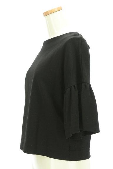 ANTEPRIMA(アンテプリマ)の古着「バックリボン6分袖カットソー(カットソー・プルオーバー)」大画像3へ