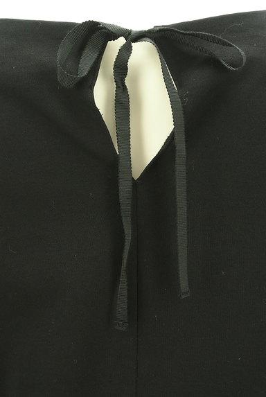 ANTEPRIMA(アンテプリマ)の古着「バックリボン6分袖カットソー(カットソー・プルオーバー)」大画像4へ