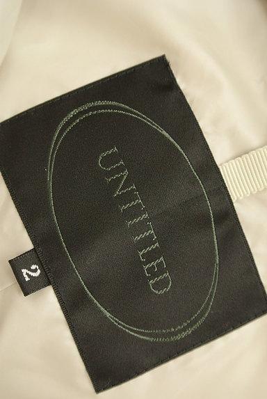 UNTITLED(アンタイトル)の古着「ファーフードのダウンジャケット(ダウンジャケット・ダウンコート)」大画像6へ