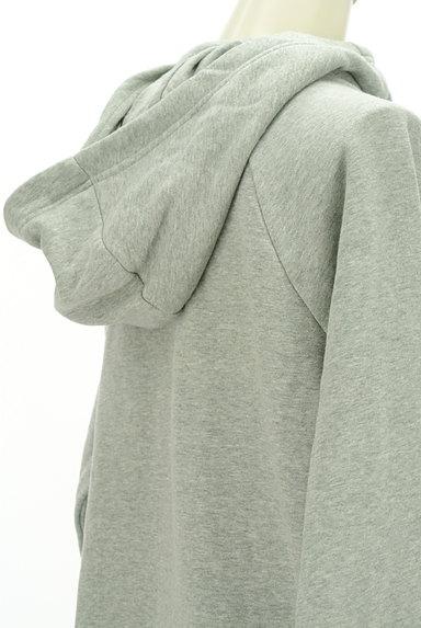 NIKE(ナイキ)の古着「ハイネックフードのパーカー(スウェット・パーカー)」大画像4へ