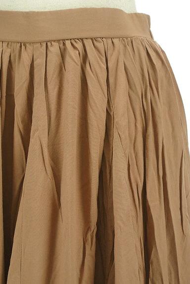 antiqua(アンティカ)の古着「ボリュームギャザーロングスカート(ロングスカート・マキシスカート)」大画像4へ