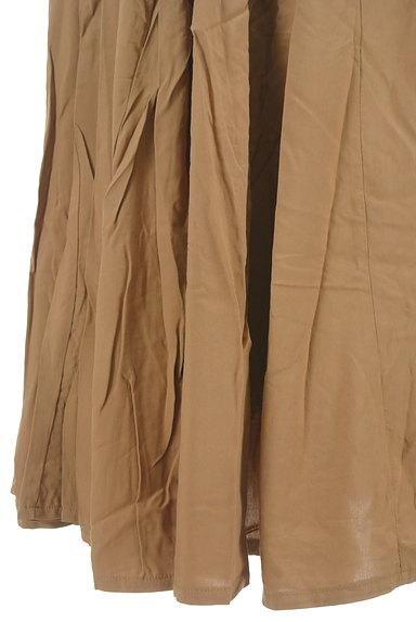antiqua(アンティカ)の古着「ボリュームギャザーロングスカート(ロングスカート・マキシスカート)」大画像5へ