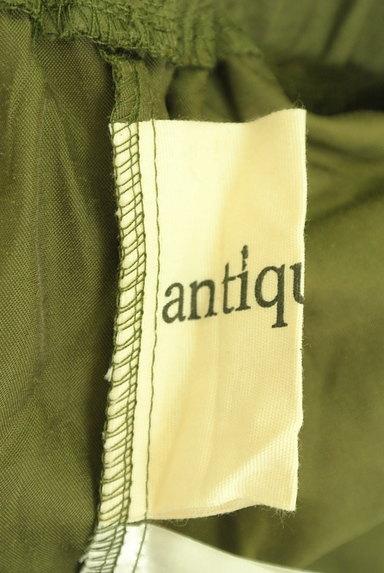 antiqua(アンティカ)の古着「イージージョガーパンツ(パンツ)」大画像6へ