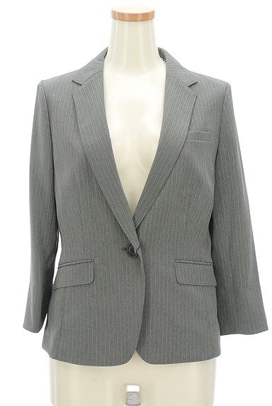 ru(アールユー)の古着「お手入れ楽らくスーツジャケット(ジャケット)」大画像1へ