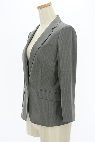 ru(アールユー)の古着「お手入れ楽らくスーツジャケット(ジャケット)」大画像3へ