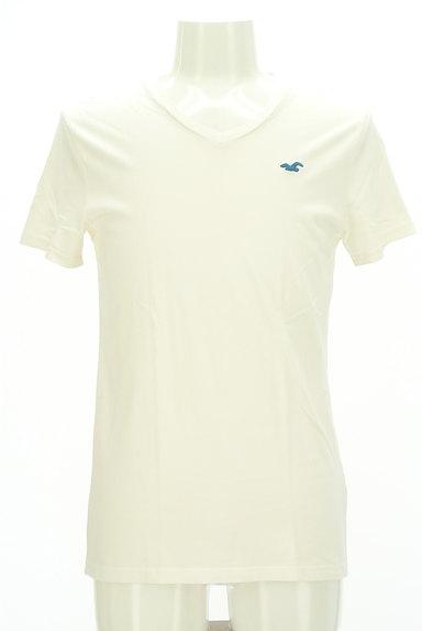 Hollister Co.(ホリスター)の古着「ワンポイント刺繍Tシャツ(Tシャツ)」大画像1へ
