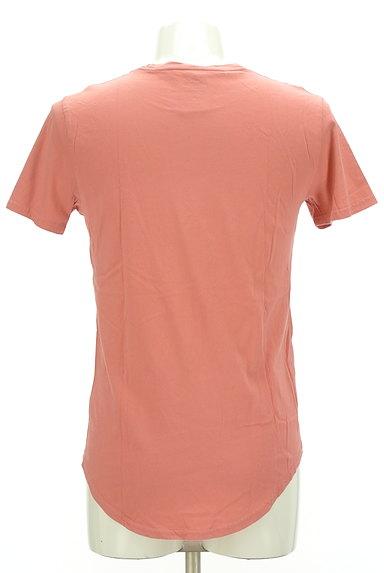 Hollister Co.(ホリスター)の古着「ラウンドヘムアイコン刺繍Tシャツ(Tシャツ)」大画像2へ