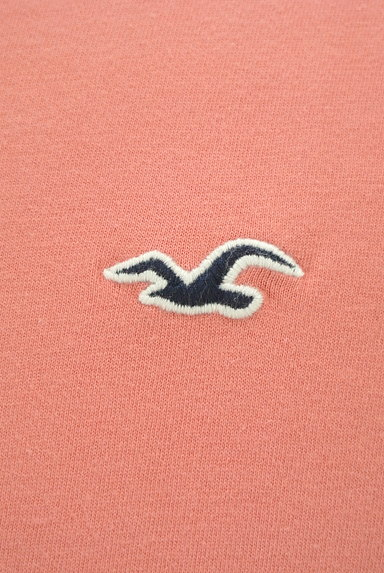 Hollister Co.(ホリスター)の古着「ラウンドヘムアイコン刺繍Tシャツ(Tシャツ)」大画像4へ