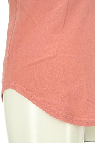 Hollister Co.(ホリスター)の古着「ラウンドヘムアイコン刺繍Tシャツ(Tシャツ)」大画像5へ