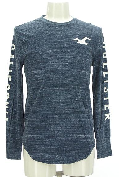 Hollister Co.(ホリスター)の古着「ラウンドヘムプリントTシャツ(Tシャツ)」大画像1へ