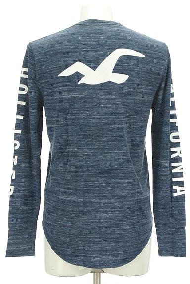 Hollister Co.(ホリスター)の古着「ラウンドヘムプリントTシャツ(Tシャツ)」大画像2へ
