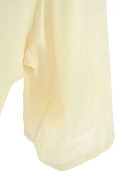 SM2(サマンサモスモス)の古着「リネン混のワイドパンツ(パンツ)」大画像4へ