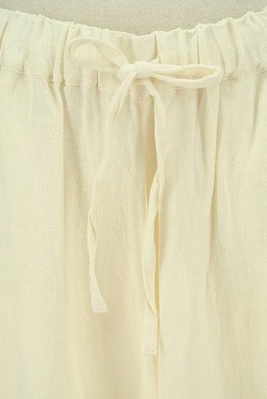 SM2(サマンサモスモス)の古着「リネン混のワイドパンツ(パンツ)」大画像5へ