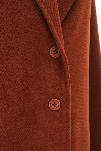 SM2(サマンサモスモス)の古着「コーデュロイロングコート(コート)」大画像5へ