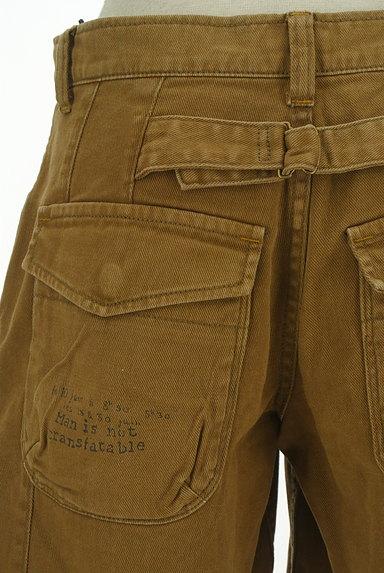 CUBE SUGAR(キューブシュガー)の古着「ロゴプリントショートパンツ(ショートパンツ・ハーフパンツ)」大画像5へ