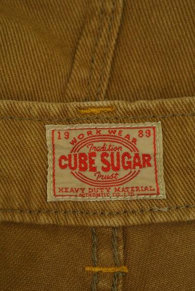 CUBE SUGAR(キューブシュガー)の古着「ロゴプリントショートパンツ(ショートパンツ・ハーフパンツ)」大画像6へ