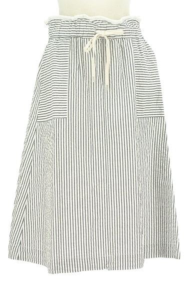 coen(コーエン)の古着「さわやかストライプスカート(スカート)」大画像1へ