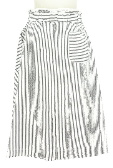coen(コーエン)の古着「さわやかストライプスカート(スカート)」大画像2へ