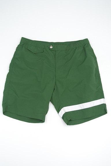 coen(コーエン)の古着「裾ラインカラーショートパンツ(ショートパンツ・ハーフパンツ)」大画像1へ