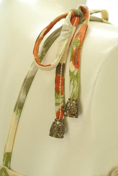 axes femme(アクシーズファム)の古着「フルーツ柄キャミワンピース(キャミワンピース)」大画像4へ