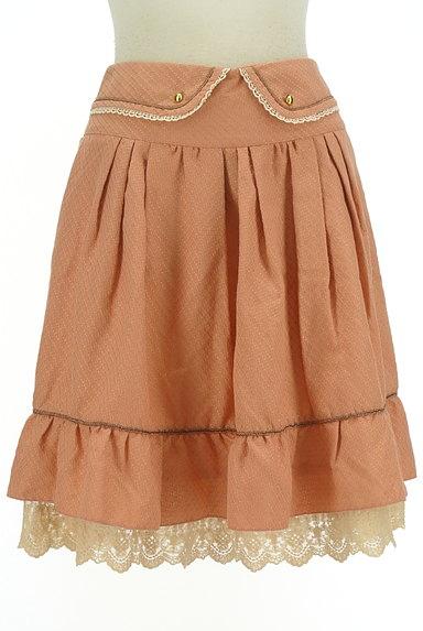 axes femme(アクシーズファム)の古着「レース使いのフレアスカート(スカート)」大画像1へ