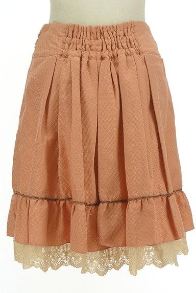 axes femme(アクシーズファム)の古着「レース使いのフレアスカート(スカート)」大画像2へ