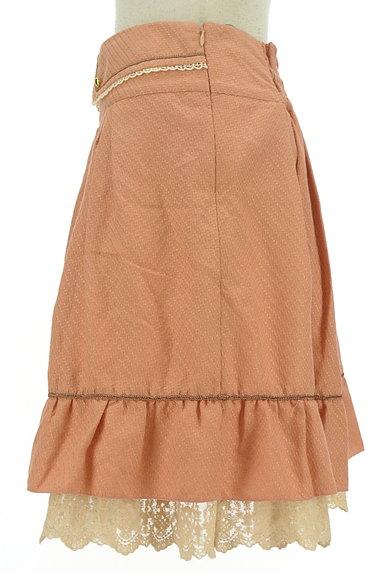 axes femme(アクシーズファム)の古着「レース使いのフレアスカート(スカート)」大画像3へ