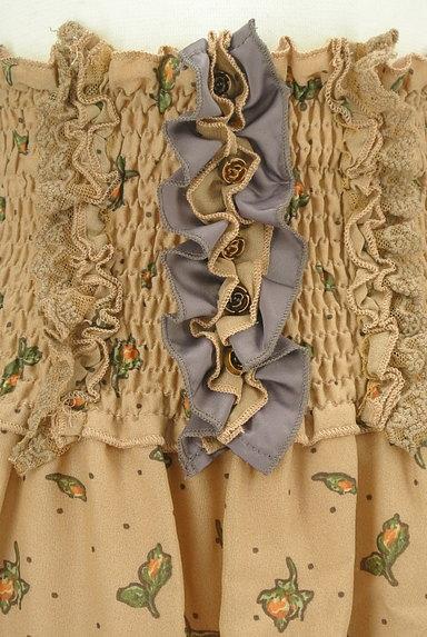 axes femme(アクシーズファム)の古着「アンティーク花柄レーススカート(スカート)」大画像4へ